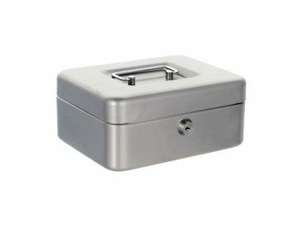 DOMYS e-shop: Pokladnička TRAUN2 stříbrná