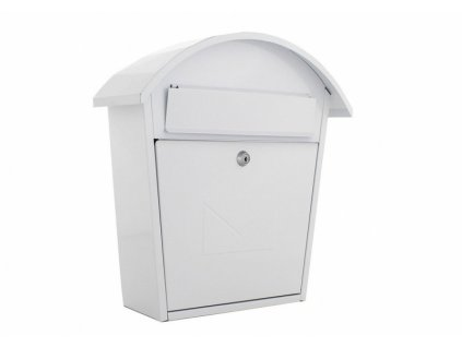DOMYS e-shop: Poštovní schránka JESOLO - bílá