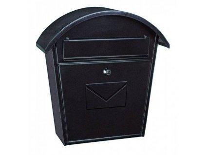 Poštovní schránka JESOLO - antracit pozinkovaná
