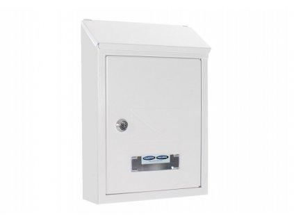 DOMYS e-shop: Poštovní schránka UDINE bílá
