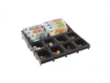 DOMYS e-shop: Europokladnička CASHNOTES černá