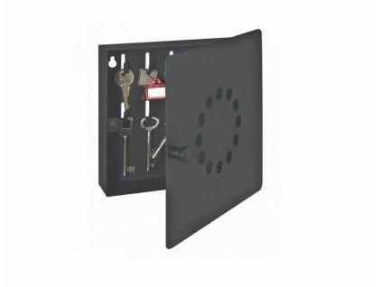 Skříňka na klíče Key Point - 10 háčků