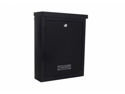 DOMYS e-shop: Poštovní schránka BRIGHTON černá