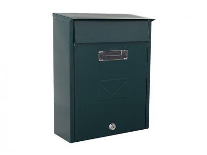 DOMYS e-shop: Poštovní schránka TIVOLI zelená