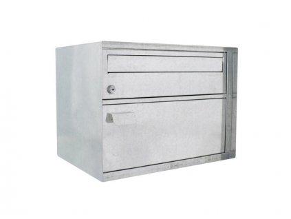 DOMYS e-shop: Poštovní schránka DISTEL pozinkovaná