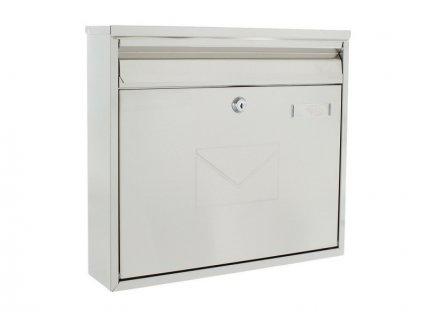 DOMYS e-shop: Poštovní schránka TERAMO INOX