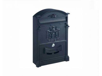 Poštovní schránka ASHFORD černá