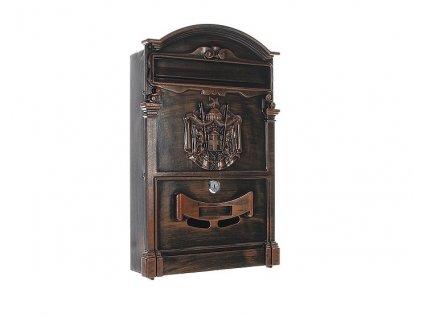 Poštovní schránka ASHFORD antique