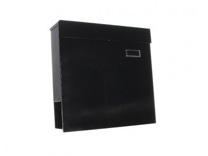 Poštovní schránka s boxem KENSINGTON - černá