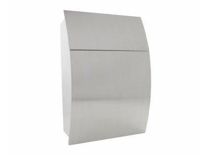 Poštovní schránka HARROW inox