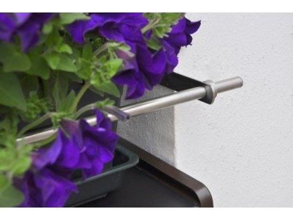 Zábrana truhlíku - do špalety, okno do 1200 mm