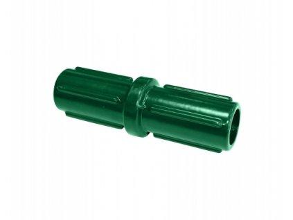 Nástavec pro sloupek, zelený - 48 m