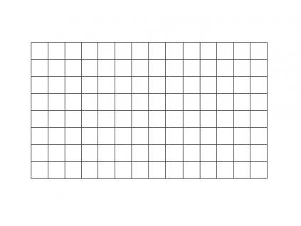 10x10 vzor 1