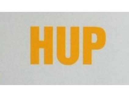 HUP - samolepka