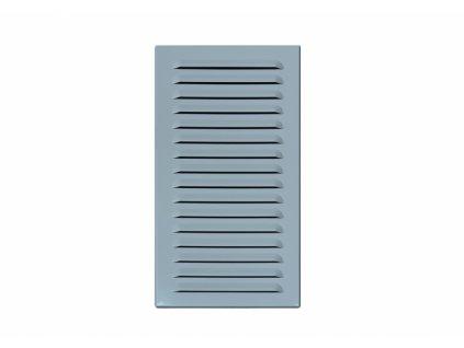DOMYS e-shop: Stavební, fasádní průvětrník bílá 150x300 mm