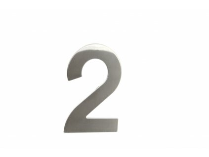 Domovní číslo - NEREZ 2D, 145