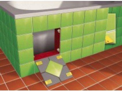DOMYS e-shop: Magnety pod obklady