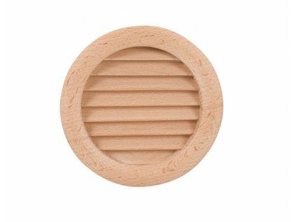 Dřevěná větrací mřížka 110