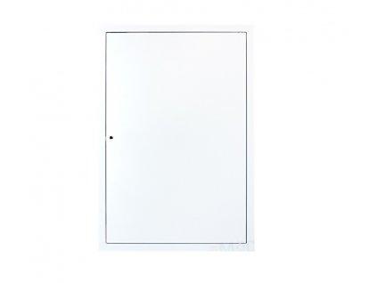 DOMYS e-shop: Revizní dvířka 15x20 cm bílé ZN