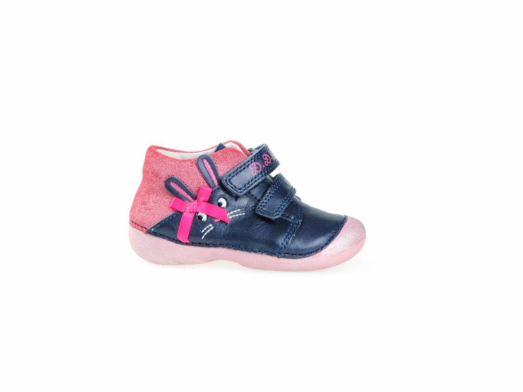 kožené boty pro holky