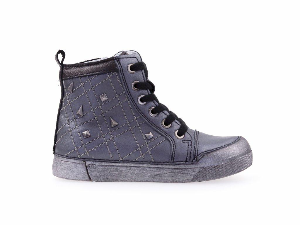 dívčí kotníkové boty