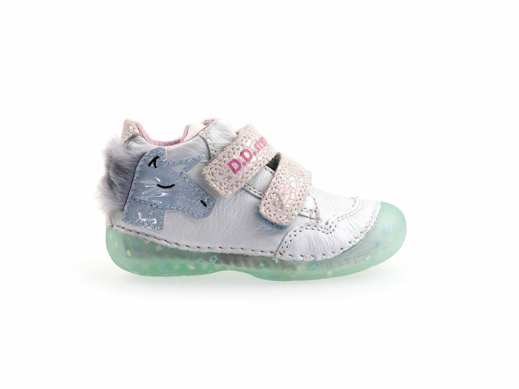 d.d.step bílé boty