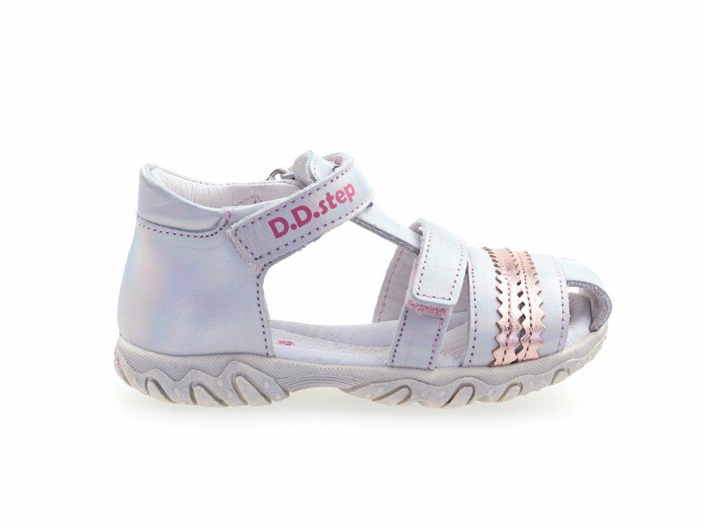 sandálky pro holčičky d.d.step