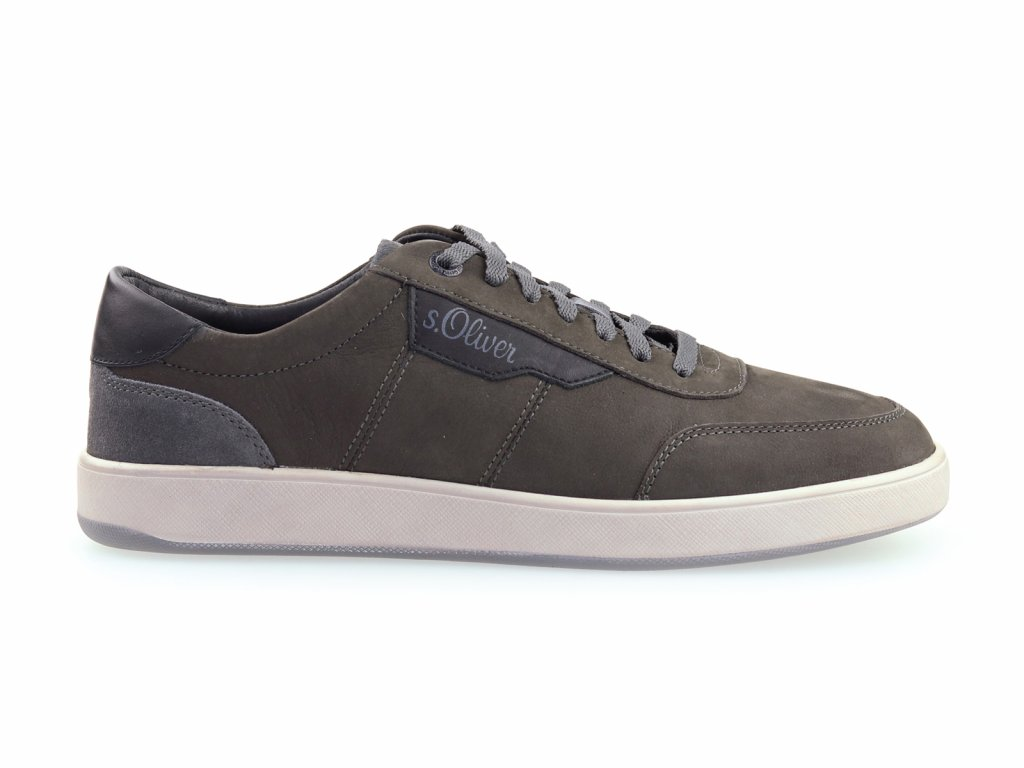 pánské podzimní kožené boty