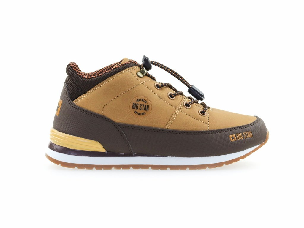 chlapecké podzimní boty