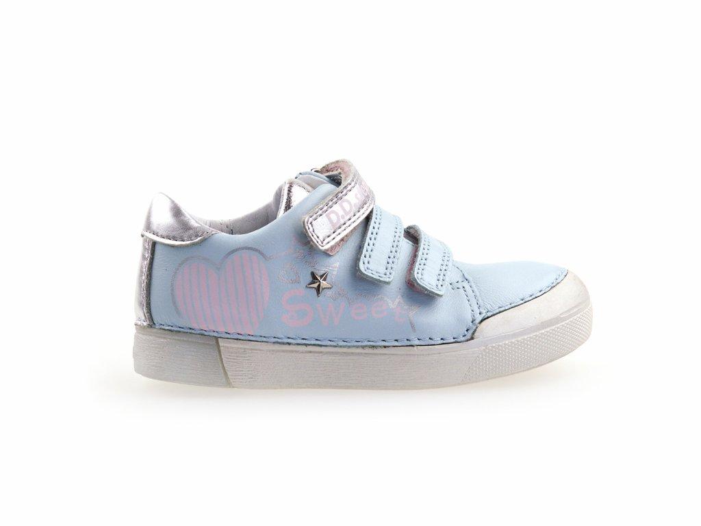 boty s blikací patou pro holky