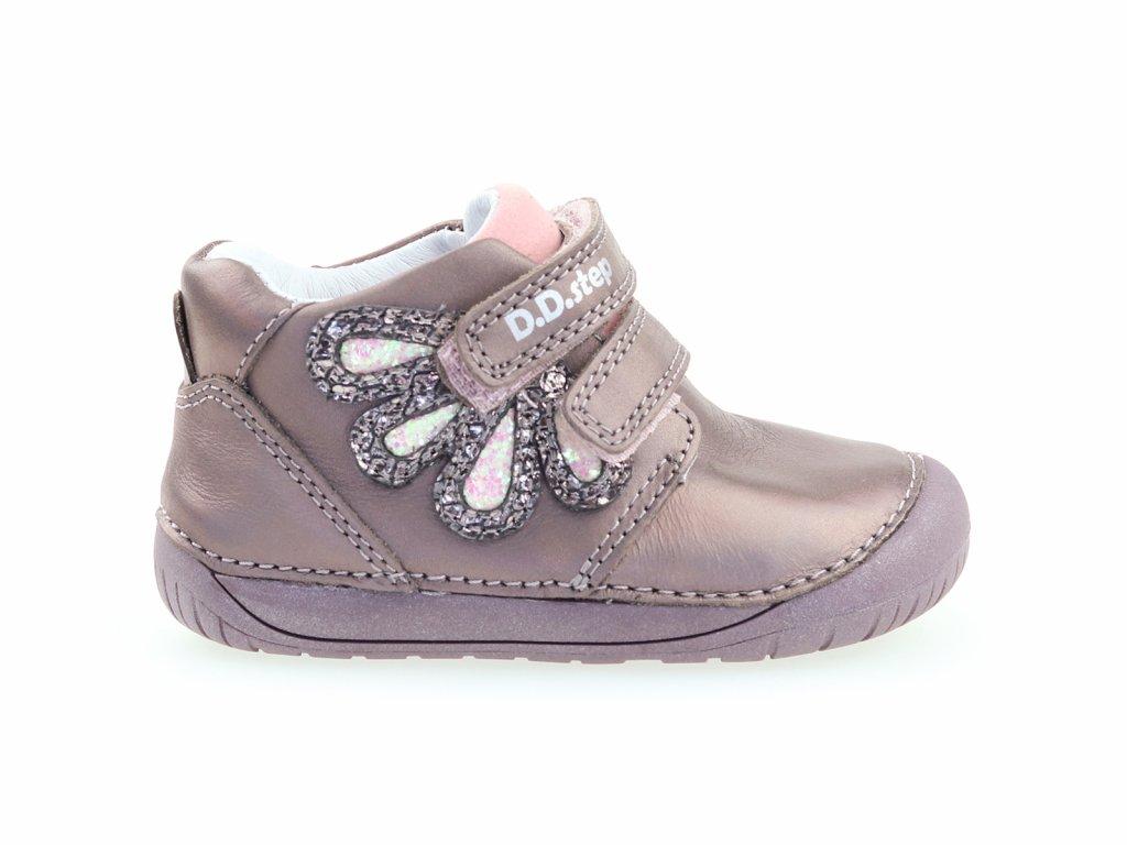 dívčí barefoot podzimní boty
