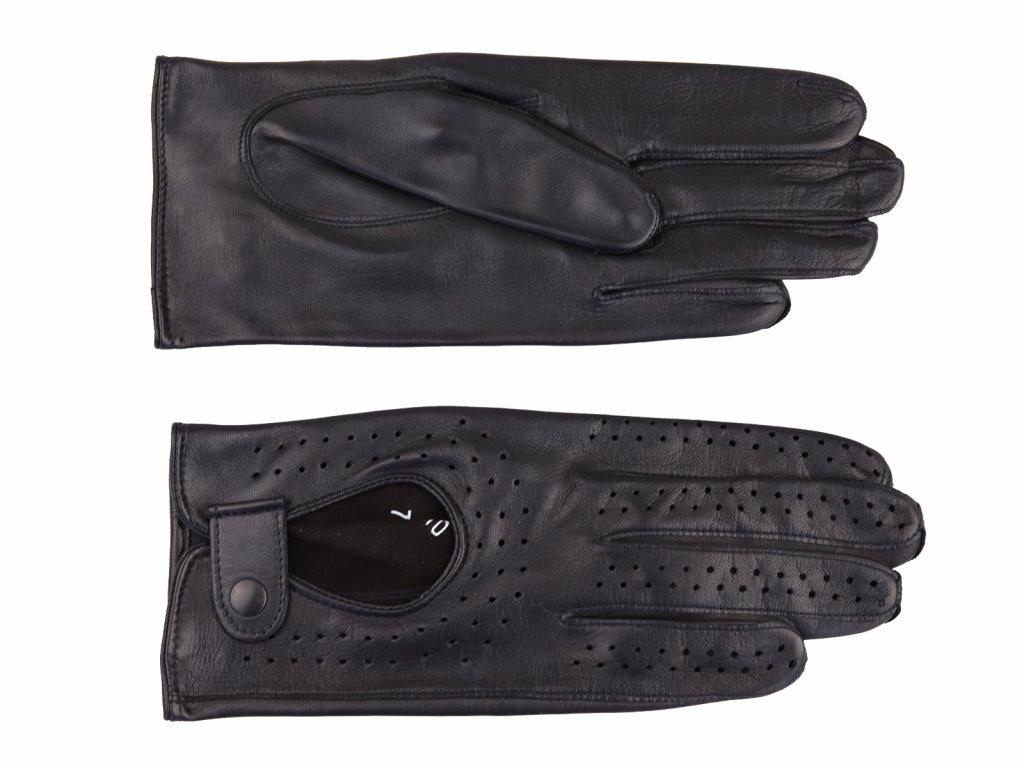 kožené řidičské rukavice