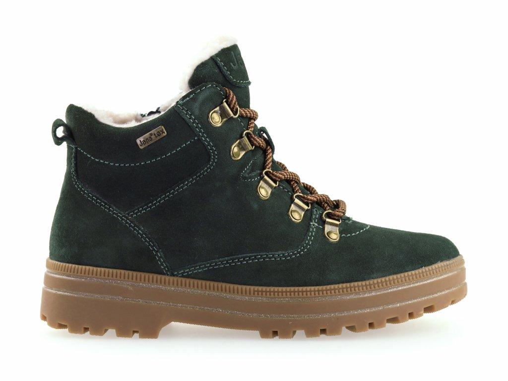 dámské zimní oteplené boty