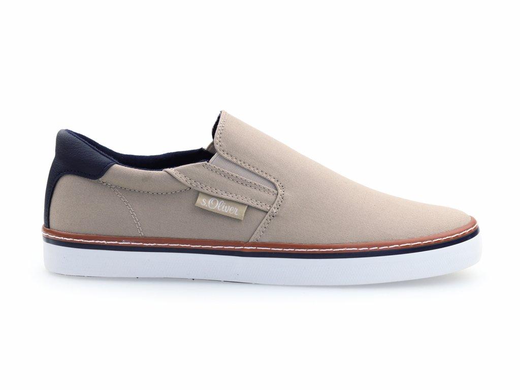 pánské boty na léto