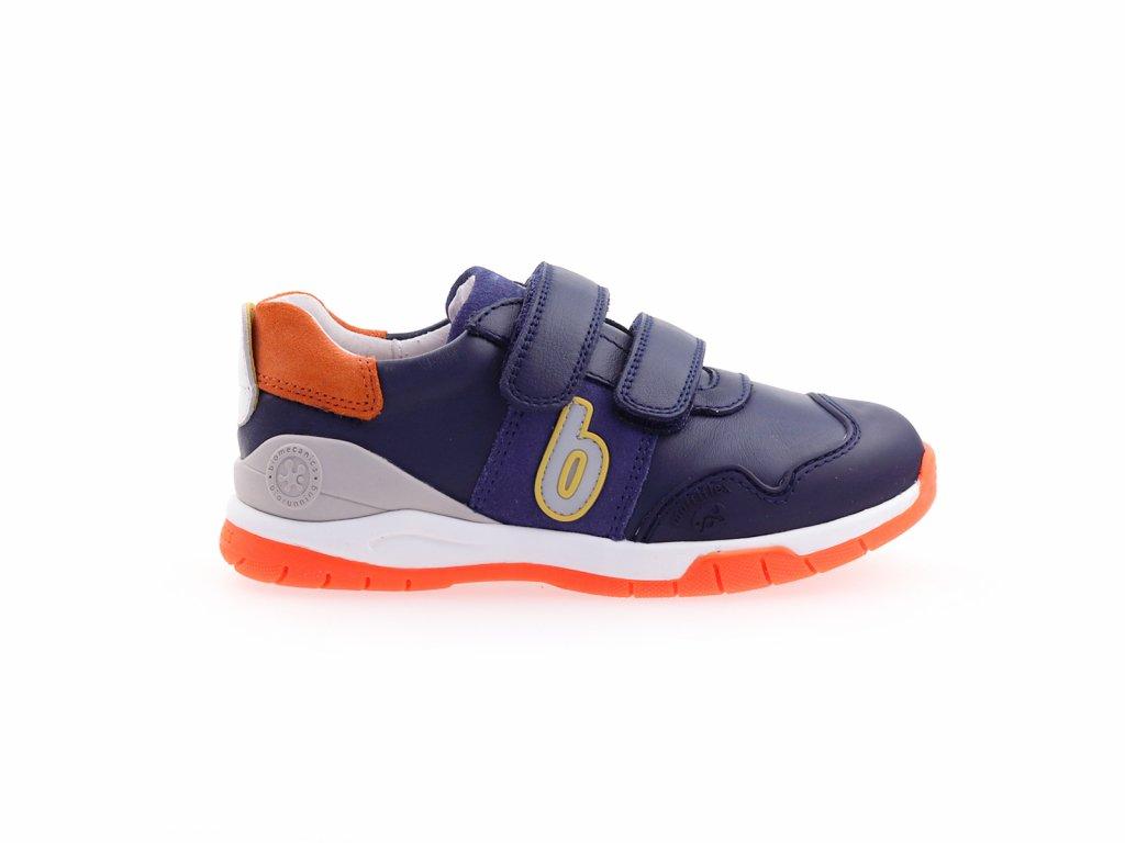 chlapecké kožené boty