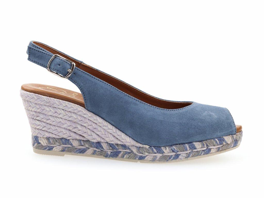 kožené boty na léto