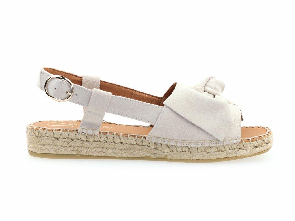 kožené sandály na léto