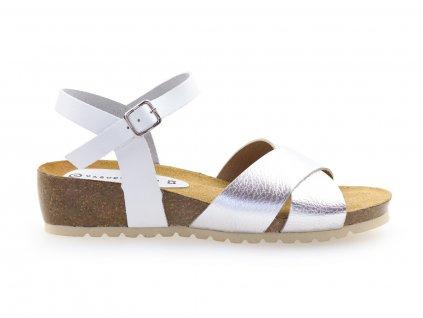 dámské kožené sandály