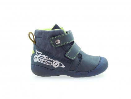 zimní zateplené boty pro kluky