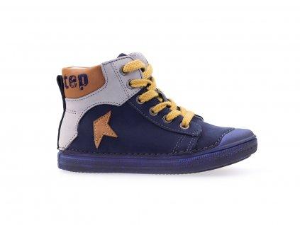 chlapecké kotníkové boty