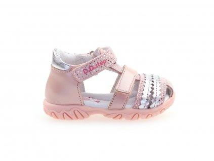 kožené dívčí sandály D.D.Step