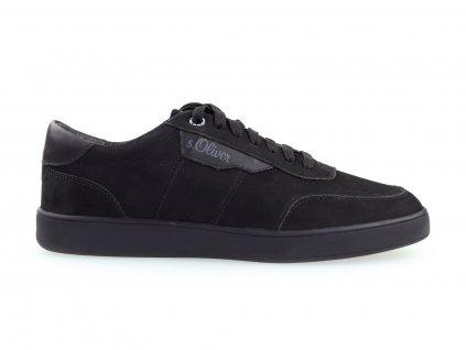 pánské kožené boty na podzim
