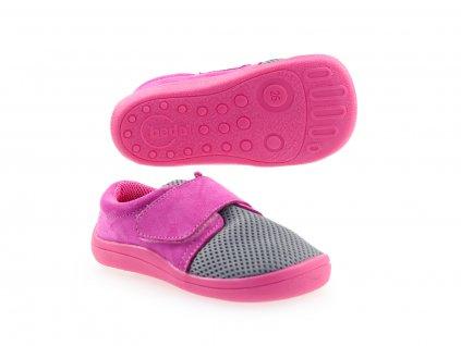 dívčí barefoot tenisky