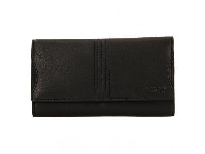 velká černá peněženka