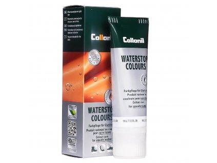 Collonil, Waterstop multicolor 75 ml, bezbarvý impregnační a ošetřující krém