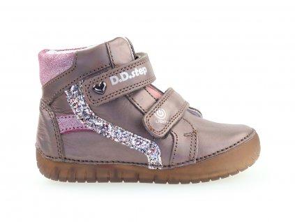 podzimní boty pro holky se svítící podešví