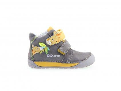 chlapecké kotníkové barefoot boty
