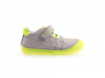 kožené barefoot boty
