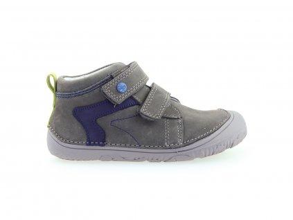 chlapecké kožené barefoot boty
