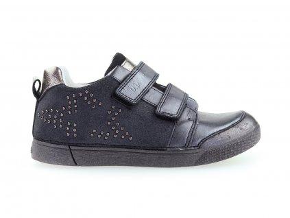 kožené kotníkové boty pro holky